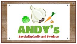 Andy's Specialty Garlic and Produce